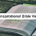 50 Inspirational Bible Verses That Will Stir Up Your Inner Man