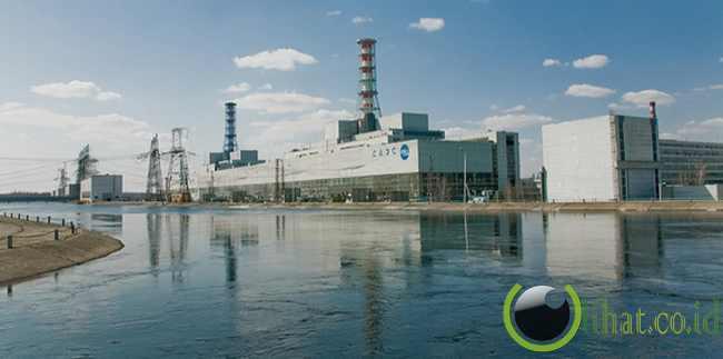 Russia, 31 reaktor nuklir