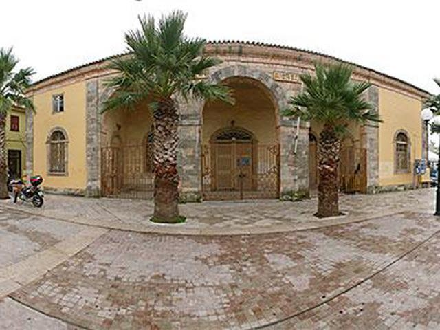 Δ.Κωστούρος: Το κτίριο του Τελωνείου θα μπορούσε να γίνει γραφείο τουρισμού