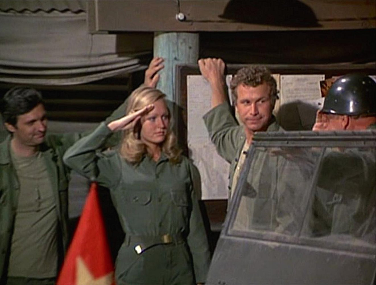 Sheila Lauritsen movies list and roles (M*A*S*H - Season ...