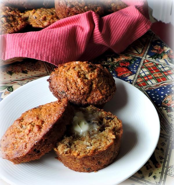 Golden Harvest Muffins