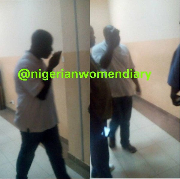 Mercy Aigbe's Husband Reportedly Remanded In Kirikiri (Photos)