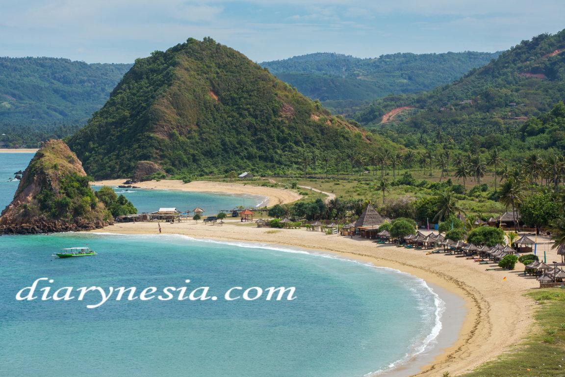 kuta lombok island tourism, lombok island tourism, best tourist destinations in lombok Indonesia, diarynesia