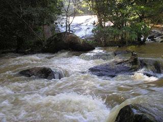 Cachoeiras Distrito de Vila Nelita