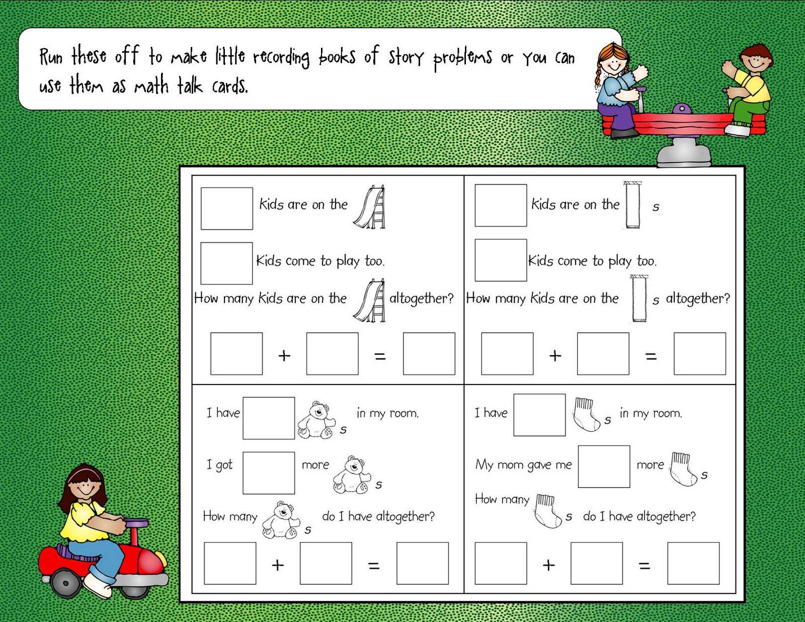 Kindergarten Crayons Even Kinder Kids Can Do This Adding