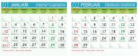 template kalender coreldraw gratis