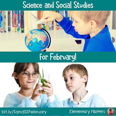 "Science and Social Studies for February: This resource helps you find time for Science and Social Studies by including Groundhog Day, hibernating animals, Valentines Day, Super Bowl, and Presidents Day into ""easy to prepare"" lessons!"