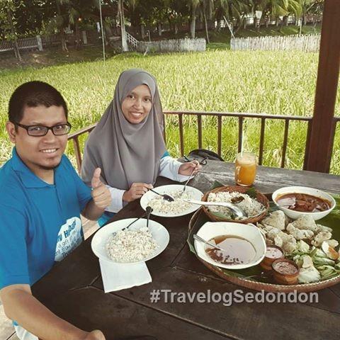Travelog Sedondon @ Laman Padi