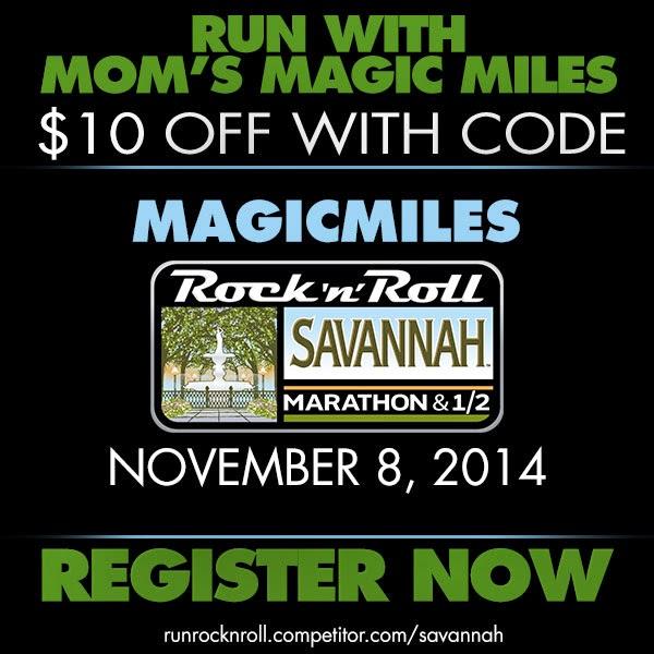 savannah marathon coupon code