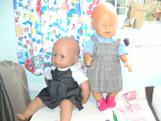 doll's school uniforms