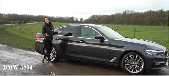2017 BMW 5 Series test and review