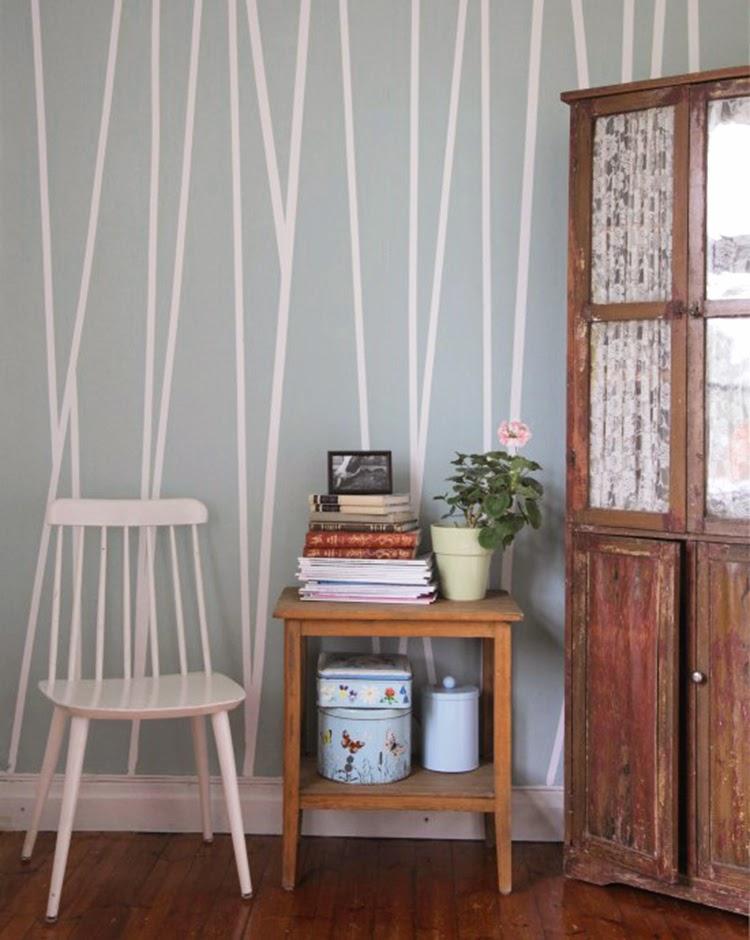DIY Monday # Accent wall - Ohoh Blog