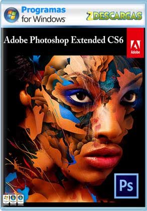Descargar Adobe Photoshop CS6 full español google drive y mega 1 link /