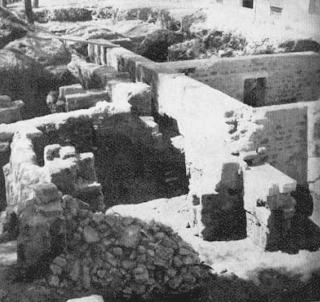 Antiguos baños del Alcázar de los Califas cordobeses. Lacasamundo.com