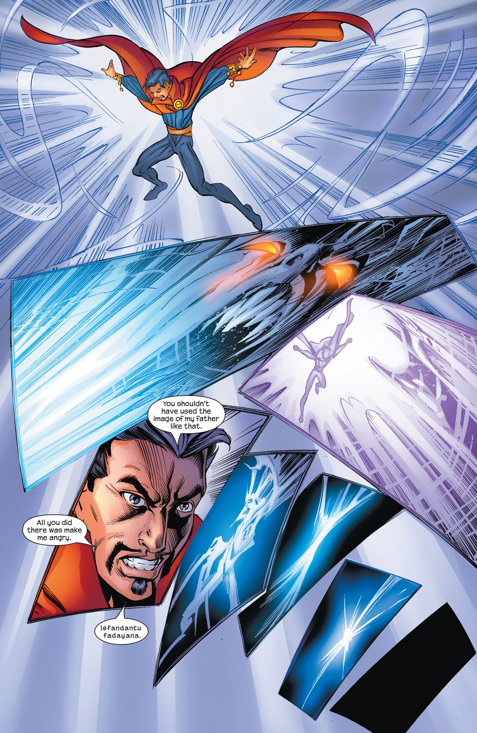 Read online Ultimate Spider-Man (2000) comic -  Issue #71 - 21
