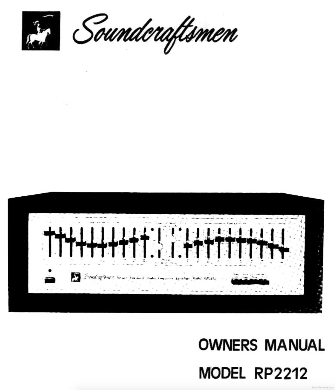 Infrequent Sound Tex Technology Soundcraftsmen