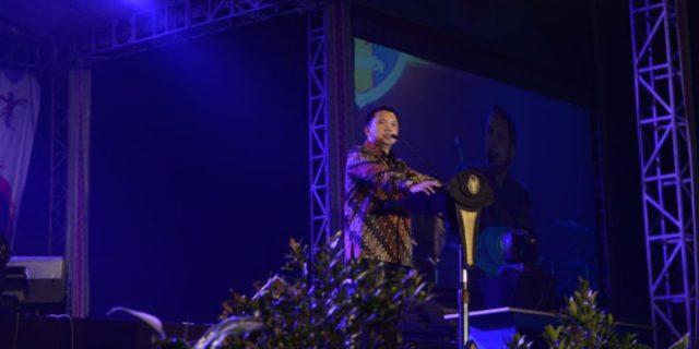Lampung Krakatau Festival Berpotensi Jadi Wisata Go Nasional