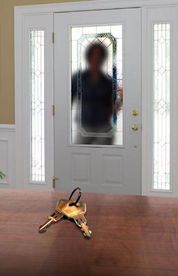 Trucos para abrir una puerta sin llave