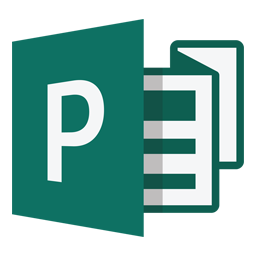 Microsoft Publisher 2013 Folder Icon