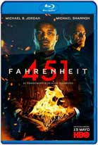 Fahrenheit 451 (2018) HD 1080p Dual Latino / Ingles