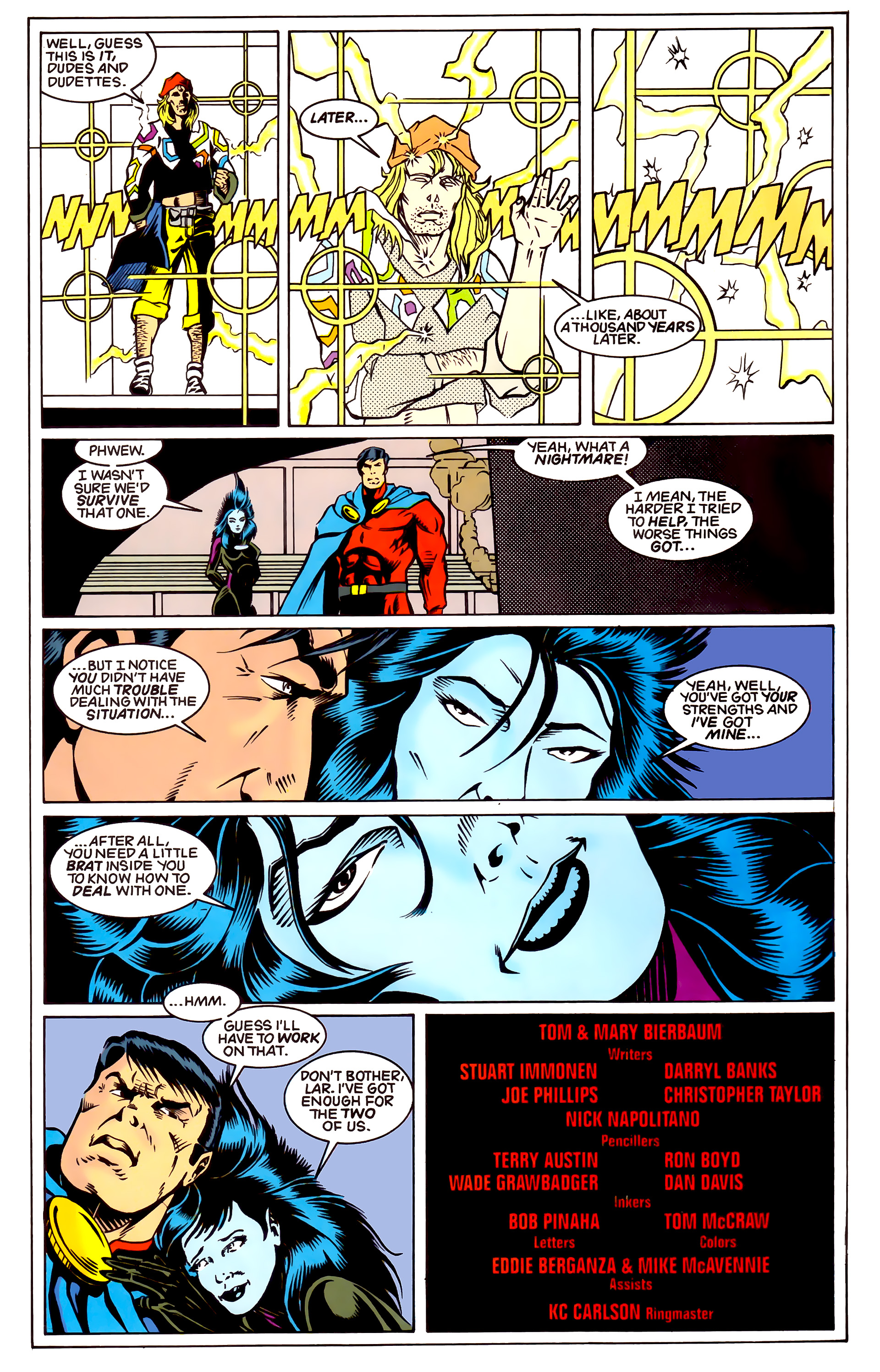 Legion of Super-Heroes (1989) _Annual_4 Page 52