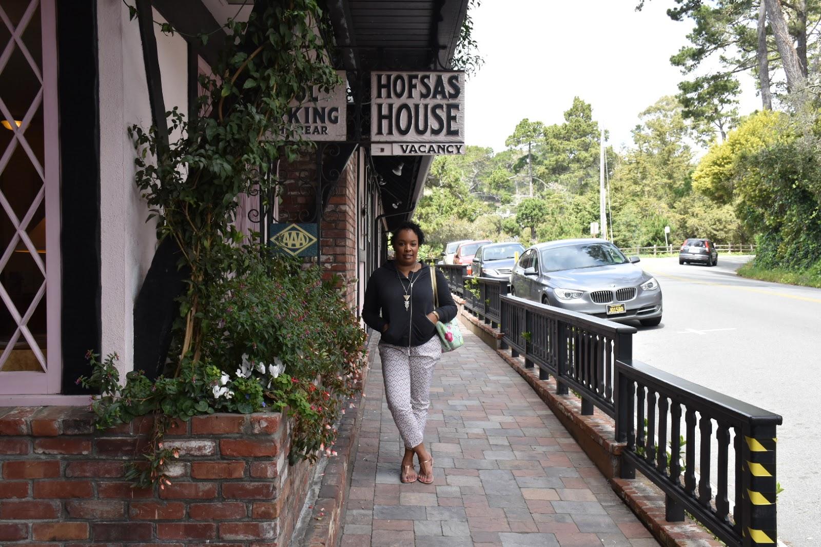 City Escape: Carmel-by-the-Sea at the Hofsas House  via  www.productreviewmom.com