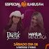 ESPECIAL PAULA FERNANDES E MARILIA MENDONÇA NO SÁBADO ÀS 17HORAS