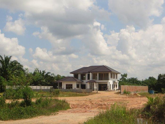 Стройка дома в Таиланде