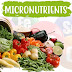 Micronutrients - Importance for us and benefits