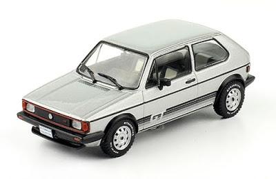 Volkswagen Caribe GT 1984 autos a escala
