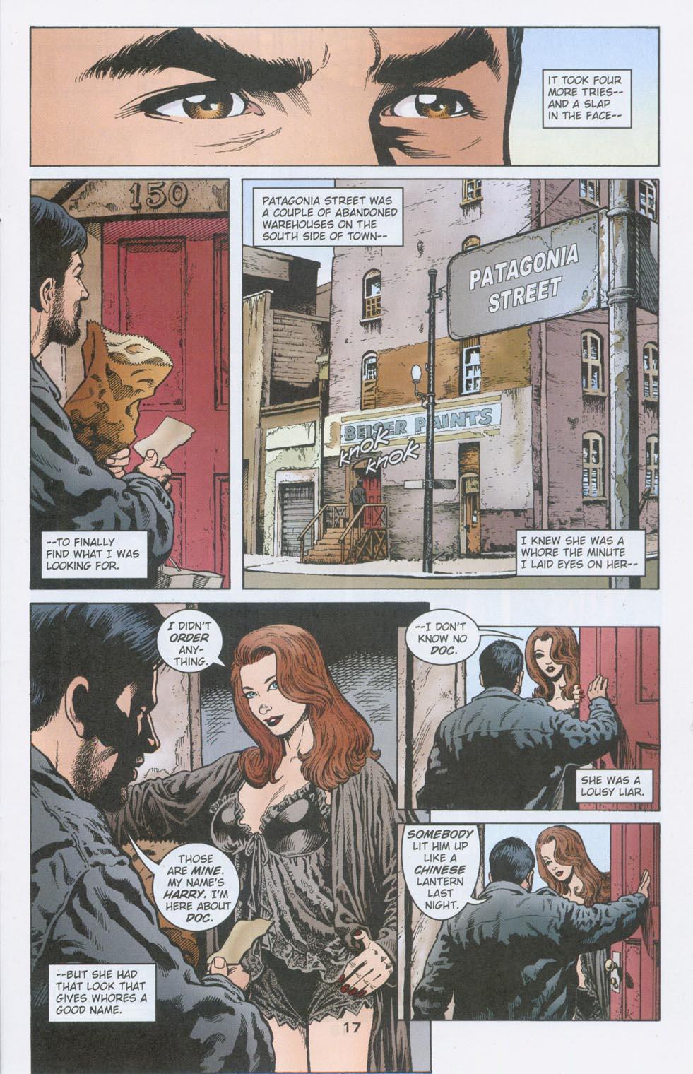 Read online American Century comic -  Issue #22 - 17