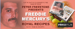 """Freddie Mercury's Royal Recipes"""
