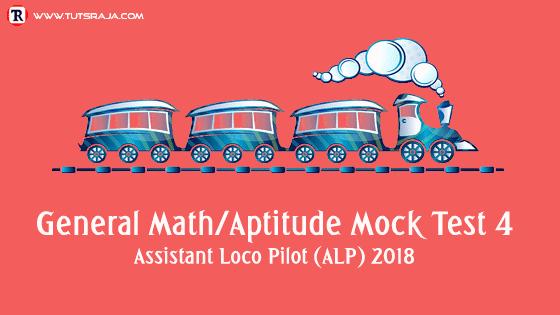 Assistant Loco Pilot (ALP) 2018