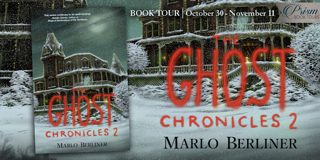 The Ghost Chronicles 2 by Marlo Berliner – Guest Post + Giveaway