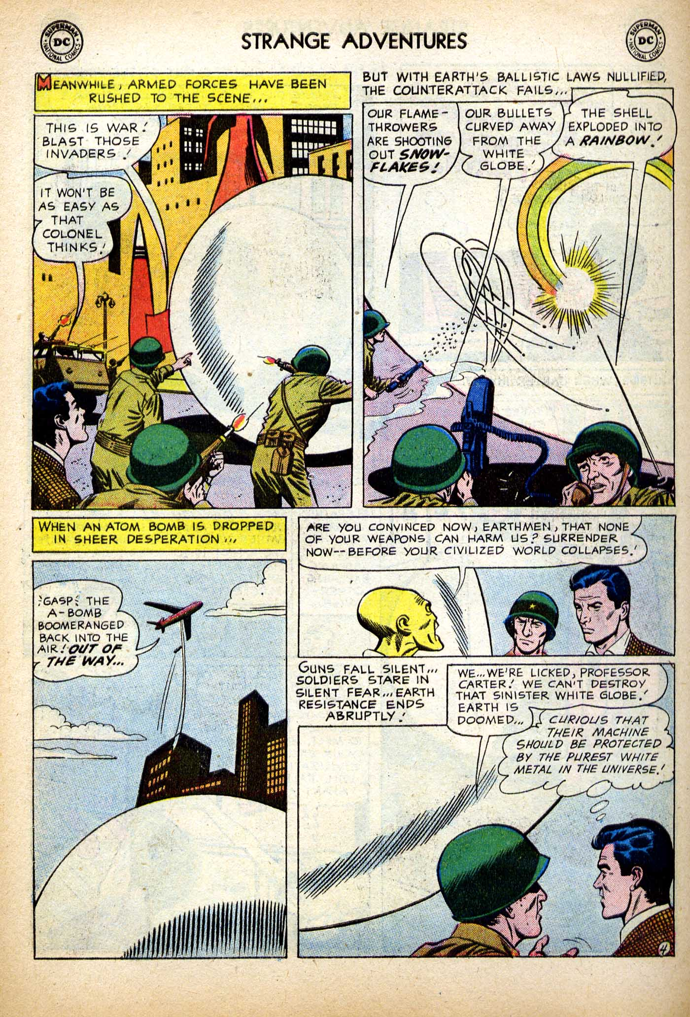 Strange Adventures (1950) issue 82 - Page 28