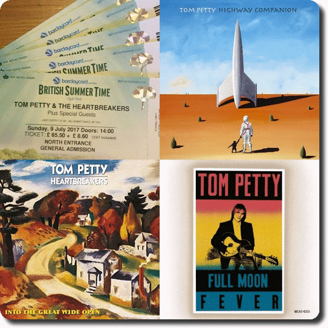 Elobeatlesforever Vinyl Reminder Tom Petty Produced By