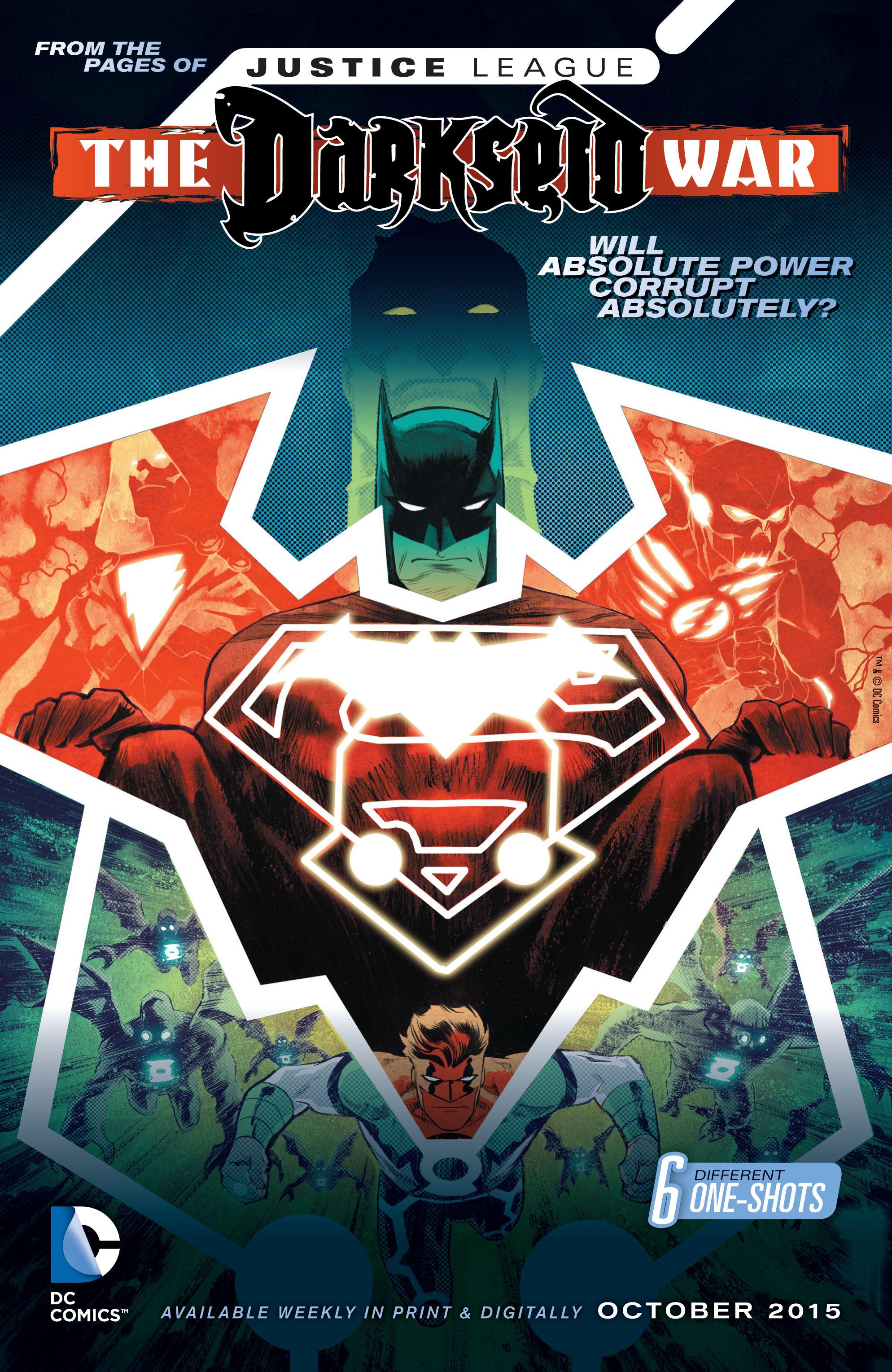 Read online Aquaman (2011) comic -  Issue #44 - 23