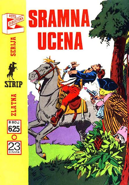 Sramna Ucena - Komandant Mark