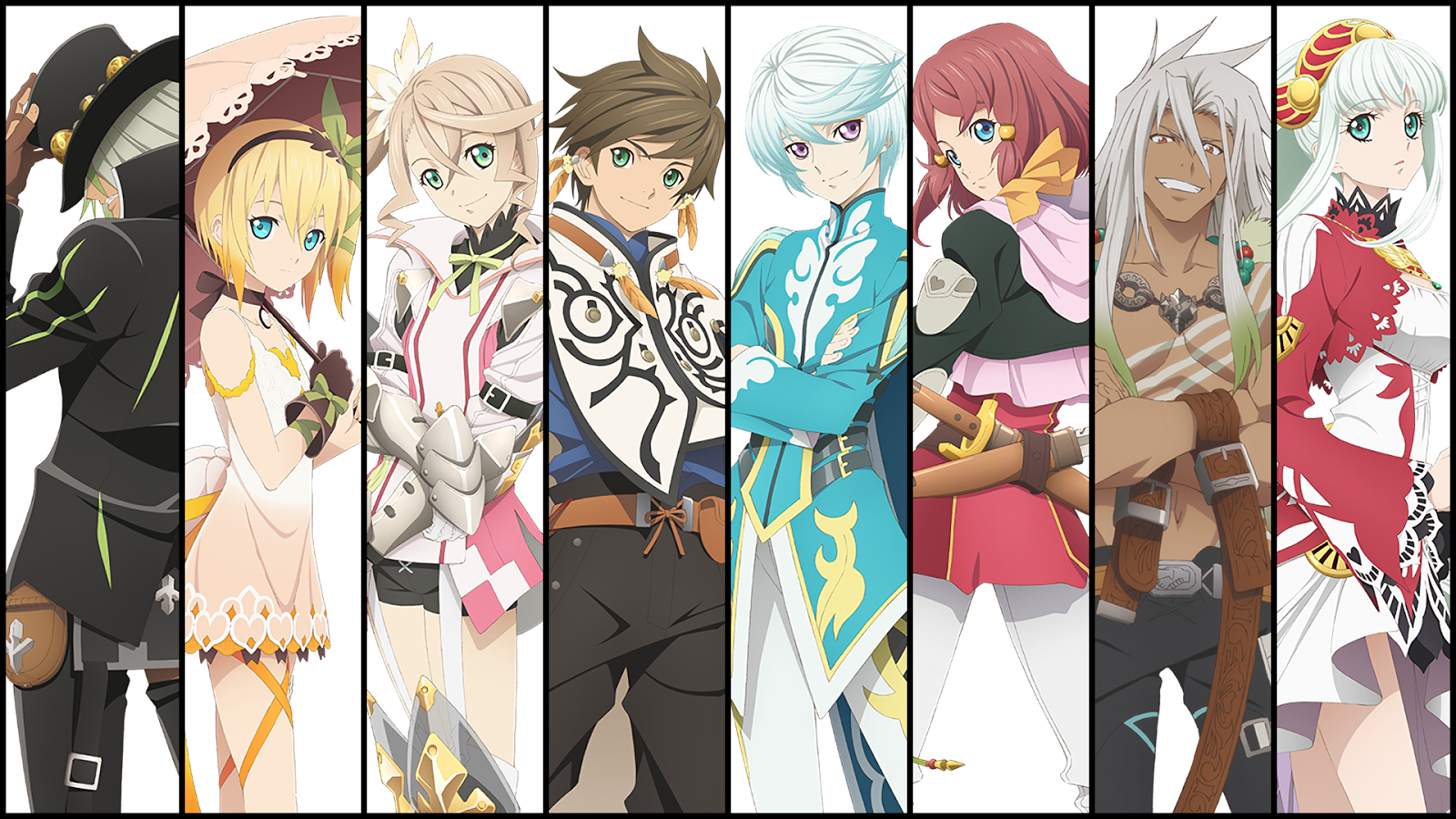Tales of Zestiria the X  17 , 18  VOSTFR