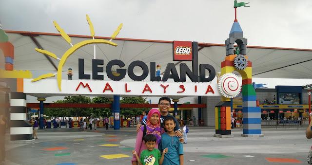 Paket Wisata Legoland