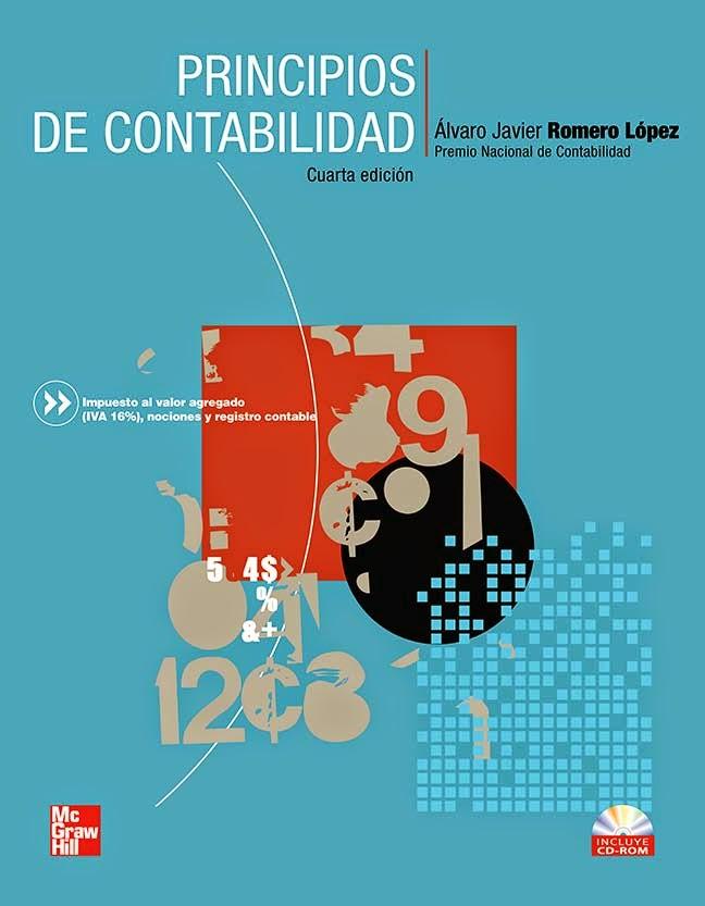 Principios de contabilidad, 4ta Edición – Álvaro Javier Romero López