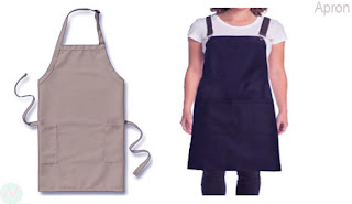 Apron, Apron clothes