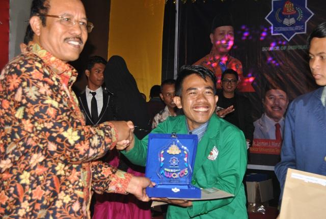 Mahasiswa STAIN Raih Juara I UTU Award