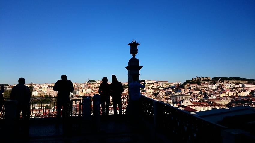 Lissabonimpressionen - wo man am besten vegan essen kann, die schönsten Aussichtspunkte und Belem