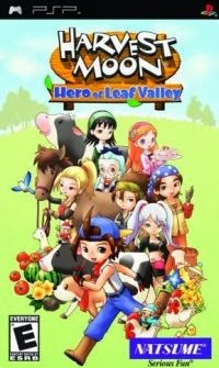 Download Game Harvest Moon Hero Of Leaf Valley USA Psp Iso Android Rar