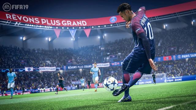 الإعلان رسميا عن تاريخ إصدار ديمو لعبة FIFA 19 على جميع الأجهزة ..