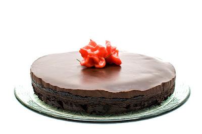 Čili torta Bishops crown