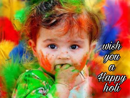 New Happy Holi Wallpapers HD