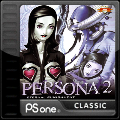 Persona 2 - Eternal Punishment [Inglés]