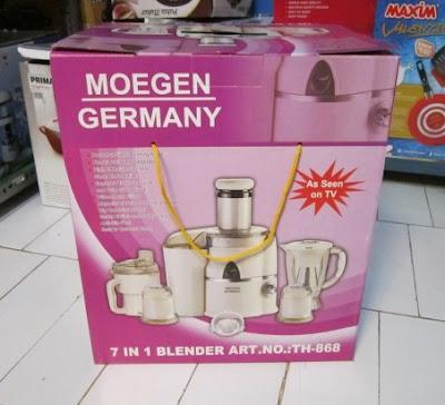Blender Juicer Moegen Murah